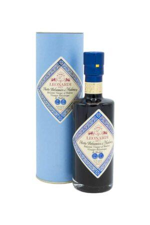 Leonardi - Aceto Balsamico Di Modena Igp S.4 Caps E Tubo Blue