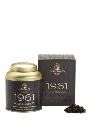 La via del té - Golden Jubilee Black Tea 1961