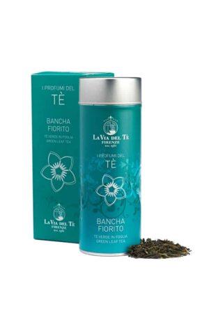 La via del té - Flavoured Blend Bancha Fiorito
