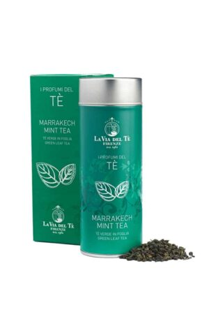 La via del té - Flavoured Blend Marrakech Mint