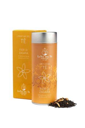 La via del té - Flavoured Blend Fior Di Zagara