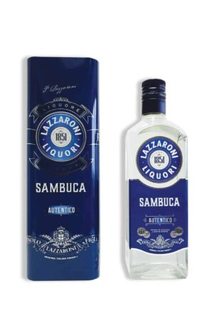 Lazzaroni - Sambuca Lazzaroni Incl Tin Box