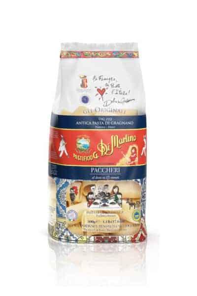 Pastificio di Martino - Dolce & Gabbana Paccheri