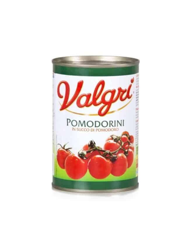 valgri - Pomodorini In Succo De Pomodoro / Naturali